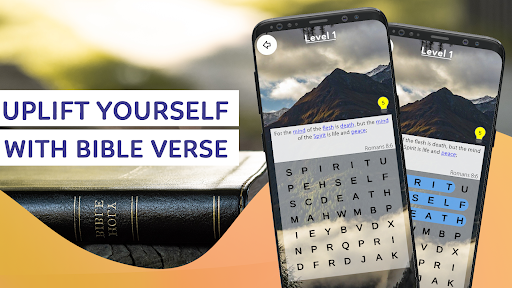 Bible Word Puzzle Games: Verse Search & Cross Word screenshots 5