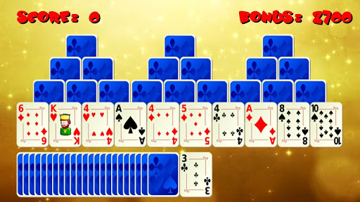 Tri Peaks Gold Solitaire Card For PC Windows (7, 8, 10, 10X) & Mac Computer Image Number- 5