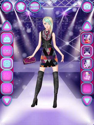 Fashion Show Dress Up Game  screenshots 7