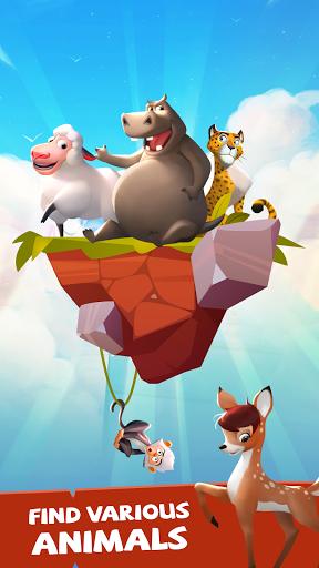Merge Animal Kingdom - Zoo Tycoon  screenshots 3