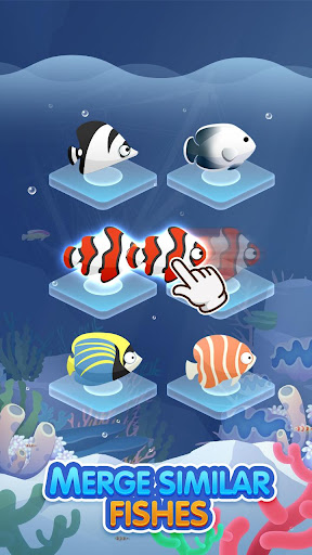 merge fish! screenshot 3