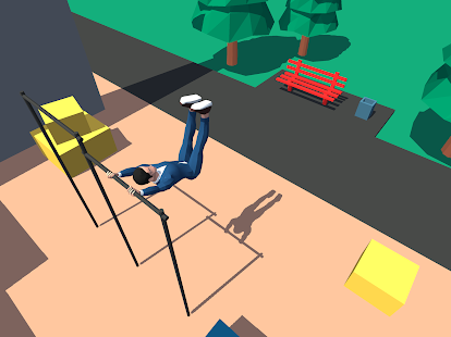Parkour Flight Screenshot