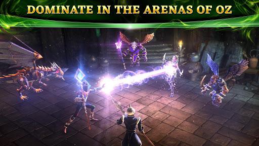 Oz: Broken Kingdomu2122  screenshots 4