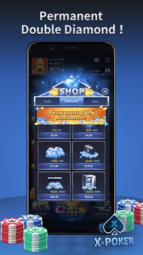 X-Poker - Online Home Game 1.3.0 Screenshots 1