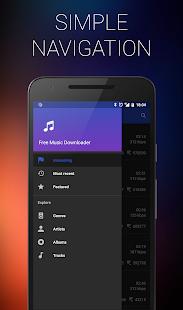 Free Music Downloader u2013 MP3 Music Download! 1.4.2 Screenshots 8