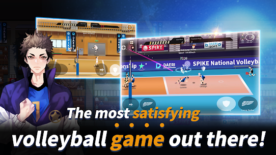 The Spike – Volleyball Story 3