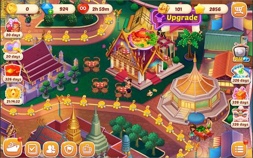 Cooking Voyage - Crazy Chef's Restaurant Dash Game  screenshots 8