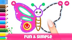Drawing Games for Kids: Doodle for Girls & Boysのおすすめ画像1