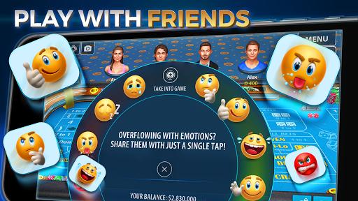 Vegas Craps by Pokerist 39.5.1 screenshots 4
