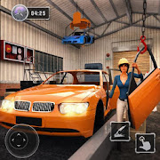 Real Car Builder Auto Repair Car Mechanic Games 19