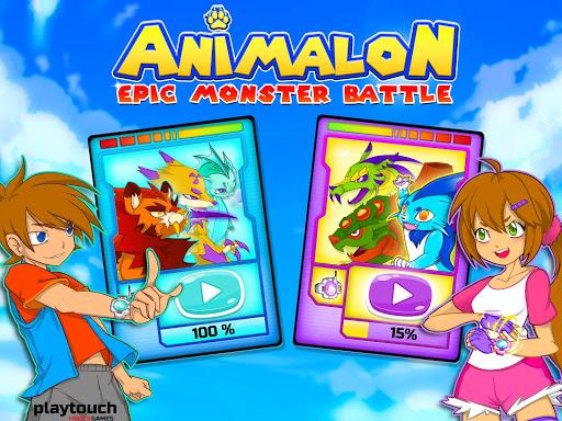 Animalon: Epic Monsters Battle screenshots 1