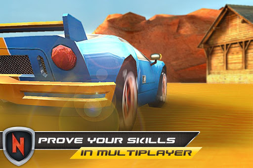 Real Car Speed: Need for Racer 3.8 screenshots 4