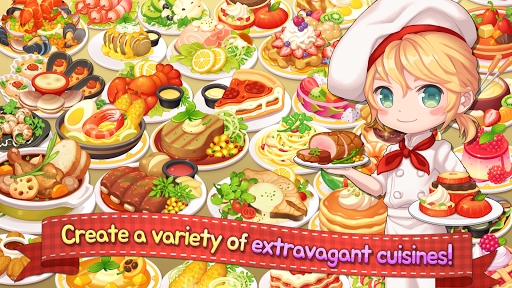 My Secret Bistro - Play cooking game with friends 1.7.1 screenshots 9