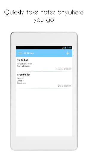 Keep My Notes - Notepad, Memo and Checklist modavailable screenshots 17
