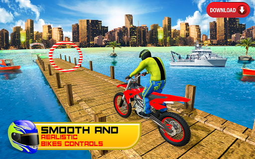 Bike Stunt Racing 3D - Free Games 2020 1.2 Screenshots 6