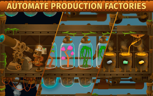 Deep Town: Mining Factory Screenshot