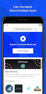Coinbase Wallet for Desktop PC — Crypto Wallet & DApp Browser 3