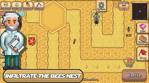 Pocket Ants: Colony Simulator 0.0621 screenshots 19