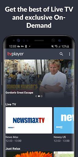 TVPlayer screenshots 1