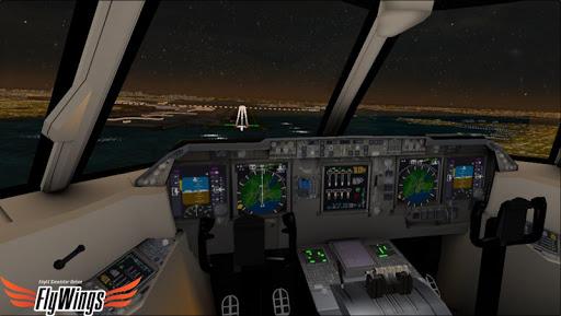 Flight Simulator Night - Fly Over New York NY 1.0.1 screenshots 18