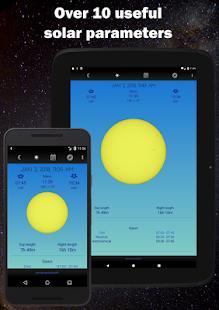 Moon Phase Calendar 1.46 APK screenshots 8