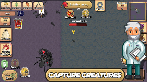Pocket Ants: Colony Simulator 0.0621 screenshots 2