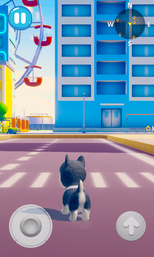 Talking Puppy And Chick 1.30 screenshots 4