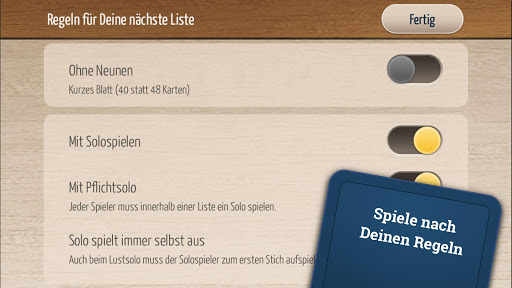 Doppelkopf 3.1.6 screenshots 6