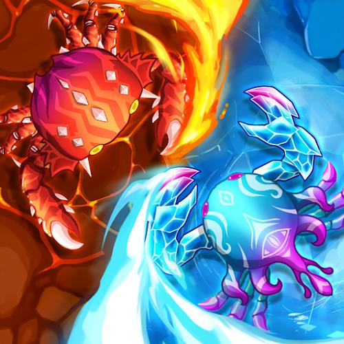 Crab War : Idle Swarm Evolution (Mod Money) 3.36.1 mod