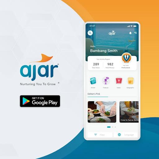 AJAR.id - Learning Portal for Hospitality  screenshots 1