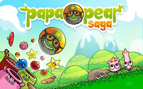 Papa Pear Saga Mod Apk Download (Unlimited Lives/Gold) 6