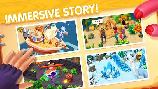 Dragonscapes Adventure Apk Mod + OBB/Data for Android. 5