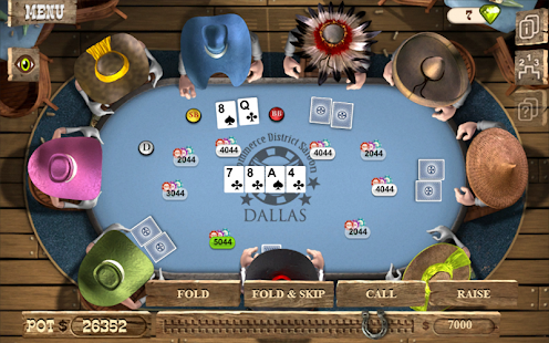 Governor of Poker 2 - OFFLINE POKER GAME 3.0.18 screenshots 5