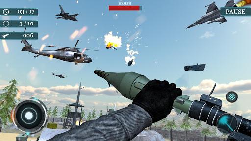Sky war fighter jet: Airplane shooting Games 1.7 screenshots 8