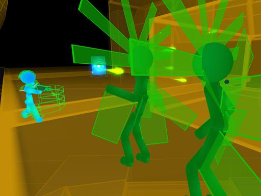 Stickman Neon Gun Warriors Apkfinish screenshots 15