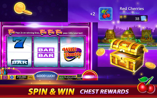 Vegas Cherry Slots #1 Best Vegas Casino Free Slots 1.2.240 screenshots 12
