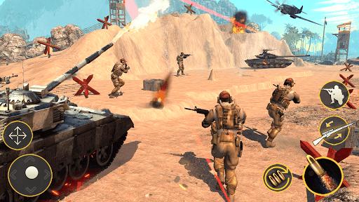Mountain Sniper Gun Shooting 3D: New Sniper Games 1.2 Screenshots 8
