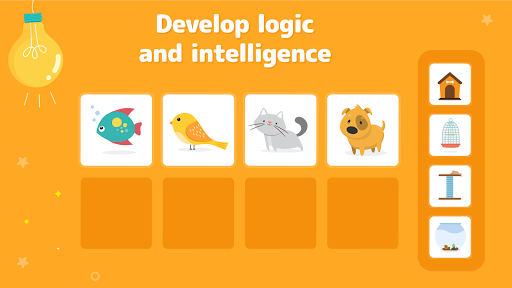 Tiny Puzzle - Learning games for kids free  screenshots 3