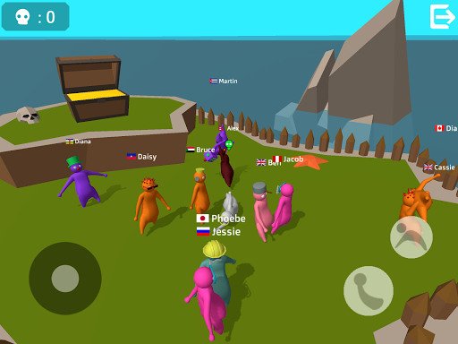 Noodleman.io - Fight Party Games  Screenshots 13