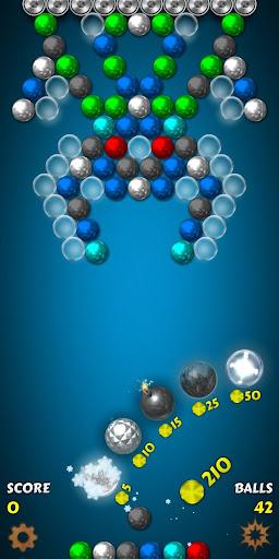 Magnet Balls 2 Free: Match-Three Physics Puzzle  screenshots 2