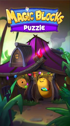 Code Triche Falling Puzzle - Funny Falling Block (Astuce) APK MOD screenshots 6