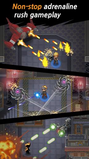 Mystic Gunner: Roguelike Shooting Action Adventure  screenshots 4