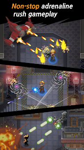 Mystic Gunner Mod Apk: Roguelike Shooting Action Adventure (Unlimited Gold) 4