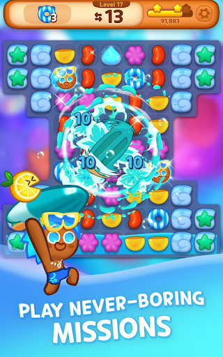 Cookie Run: Puzzle World 2.4.0 screenshots 9