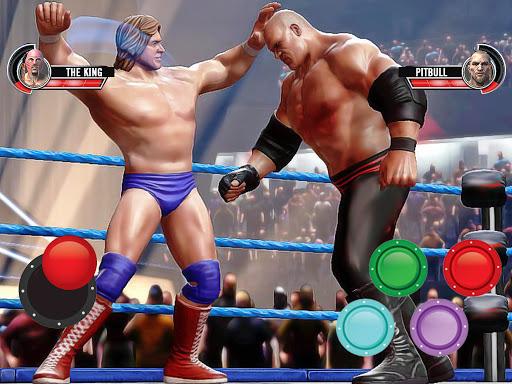 Pro Wrestling Games: Fighting Games 2021 2.5 Screenshots 8