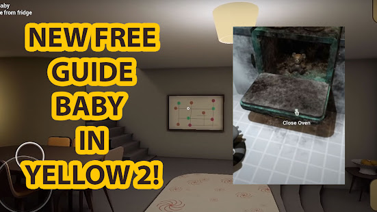 Image For Guide for baby in yellow walkthrough (Unofficial) Versi 1.0 1