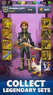 Heroics Mod Apk: Epic Fantasy Legend of Archero (Hit Kill) 1