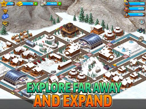 Paradise City: Building Sim Game  screenshots 9