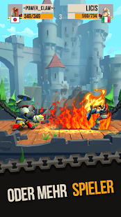 Duels: PvP of magic, might, blood, fire and honor Screenshot