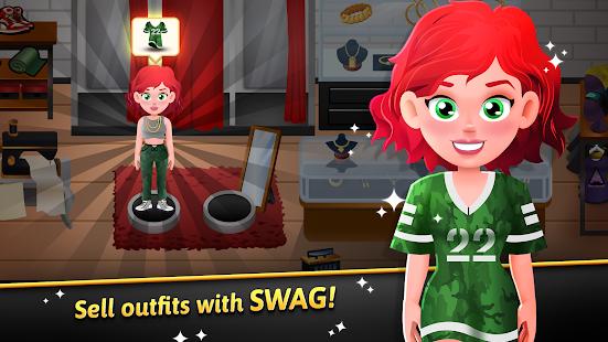 ヒップホップサロンダッシュ-ファッションショップシミュレーターゲーム